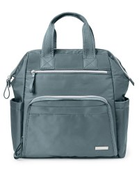 MainFrame Diaper Bag Silver