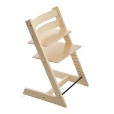 Tripp Trapp Chair Natural