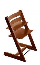 Tripp Trapp Chair Walnut
