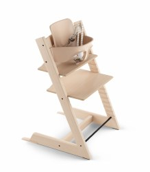 Tripp Trapp High Chair Natural
