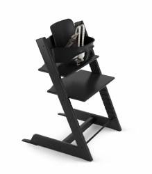 Tripp Trapp High Chair Black