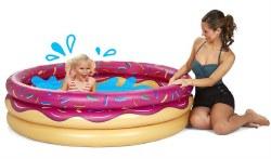 Kiddie Pool Strawberry Donut