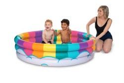 Kiddie Pool Rainbow