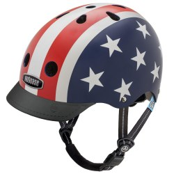 Little Nuttle Helmet Stars and Stripes