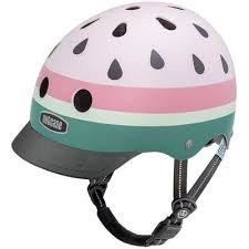 Little Nutty Helmet Modern Melon