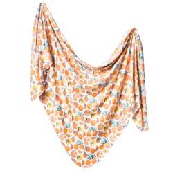 Swaddle Blankets Citrus
