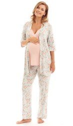 Analise Cloud Blue 5pc PJ Set