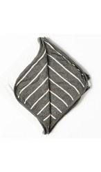 Swaddling Blanket Charcoal Str