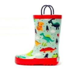 Rain Boots Wild Dino 2Y