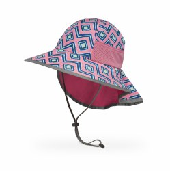 Kids' Play Hat Large Pink Godes