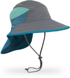 Kids Ultra Adventure Hat Large Cinder
