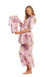 Analise Dusty Rose PJ Set Small