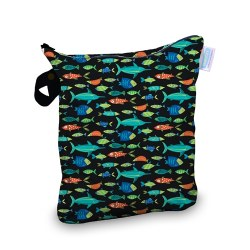 Deluxe Wet Bag Fish Tales