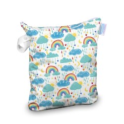 Deluxe Wet Bag Rainbow