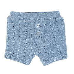 Pointelle Shorts Pool 12-18m