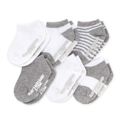 Ankle Socks Heather 0-3m