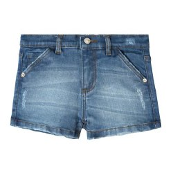 Harmony Short Blue Wash 8