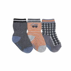 Socks Gravel and Gears 2-4T