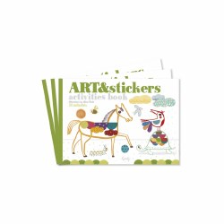Art and Stickers Activities
