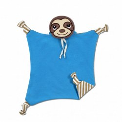 Blankie Blue Sloth