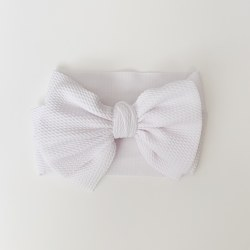 Headwrap White