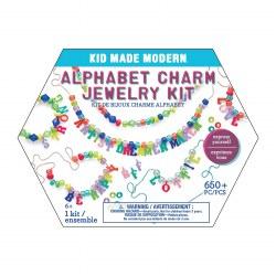 Alpabet Charm Jewelry Kit