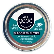 Zinc Sunscreen Butter Tin