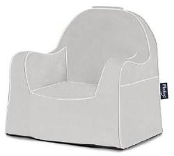 Little Reader Chair Grey