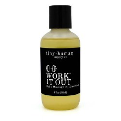 Work it Out Massage Oil