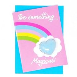 Be Magical Bath Fizzy Card