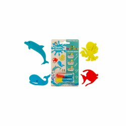Bath Bean Sea Creatures