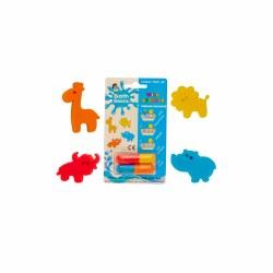 Bath Bean Wild Animals
