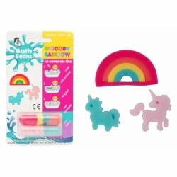 Bath Bean Unicorn Rainbow