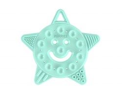 Poppies Teether Star Mint
