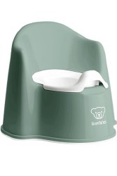 Potty Chair Deep Green- CURBSIDE ONLY
