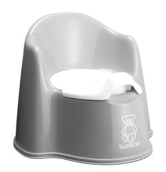 Potty Chair Grey