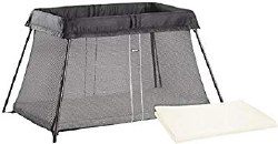 Travel Crib Light Bundle Black