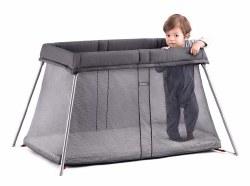 Travel Crib Easy Go Anthracite
