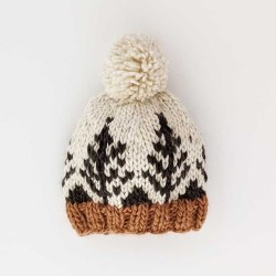 Forest Knit Beanie Hat 6-24m