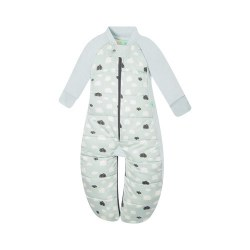 2.5 Tog Sleep Suit Clouds 2-12m