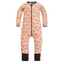 2.5 Tog PJ Sleep Suit 4Y Petal