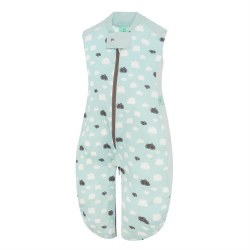 .3 TOG Sleep Suit Clouds 2-12m