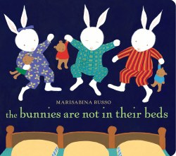 Bunnies are Not In Thier Beds