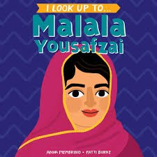 I Look Up To... Malala Youssfz