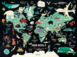 Your World 1000pc Puzzle