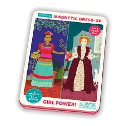 Girl Power Magnetic Figures