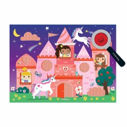 Unicorn Castle 42 Pc Secret