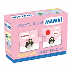 Everything is Mama Puzzle Pairs