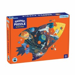 Outer Space 300 Piece Shaped Puzzle