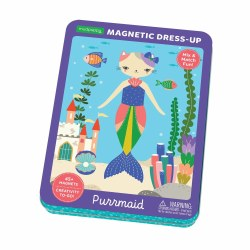 Purrmaid Magnetic Dress Up
